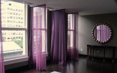 Consejos para el lavado de cortinas