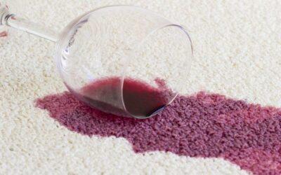 Líquidos en la alfombra ¡Menudo problema!