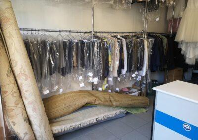 tintoreria Madid-Paris interior ropa almacenada